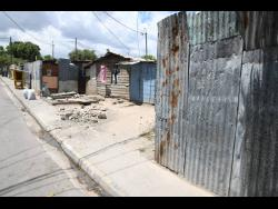 A section of Denham Town, west Kingston.