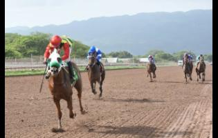 File Toona Ciliata made light work of his opponents to claim the seventh race ahead of Wow Wow and Supreme Soul on August 29, 2020.
